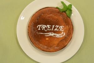 ベイクドチーズケーキ (2)