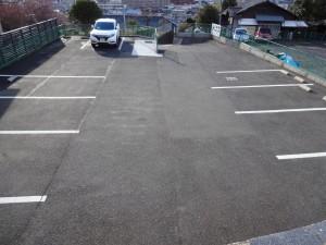 石峰寺駐車場